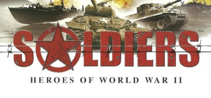 Постер к Русификатор Soldiers: Heroes of World War II (текст)