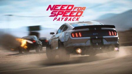 Постер к Русификатор Need for Speed: Payback (текст+звук, пиратка)