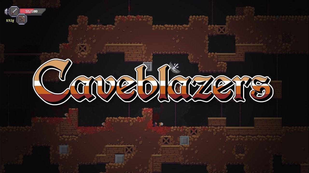 Постер к Русификатор Caveblazers (текст)