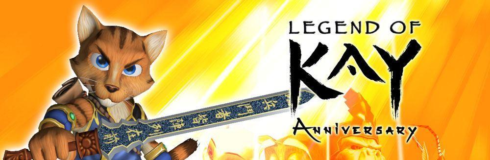 Постер к Русификатор Legend of Kay Anniversary (текст)