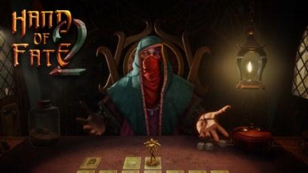 Постер к Русификатор Hand of Fate 2 (текст, пиратка)