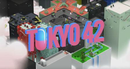 Постер к Русификатор Tokyo 42 (текст, пиратка) + DLC