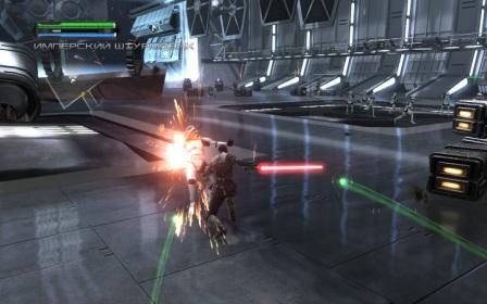 Постер к Русификатор Star Wars The Force Unleashed: Ultimate Sith Edition (видео)
