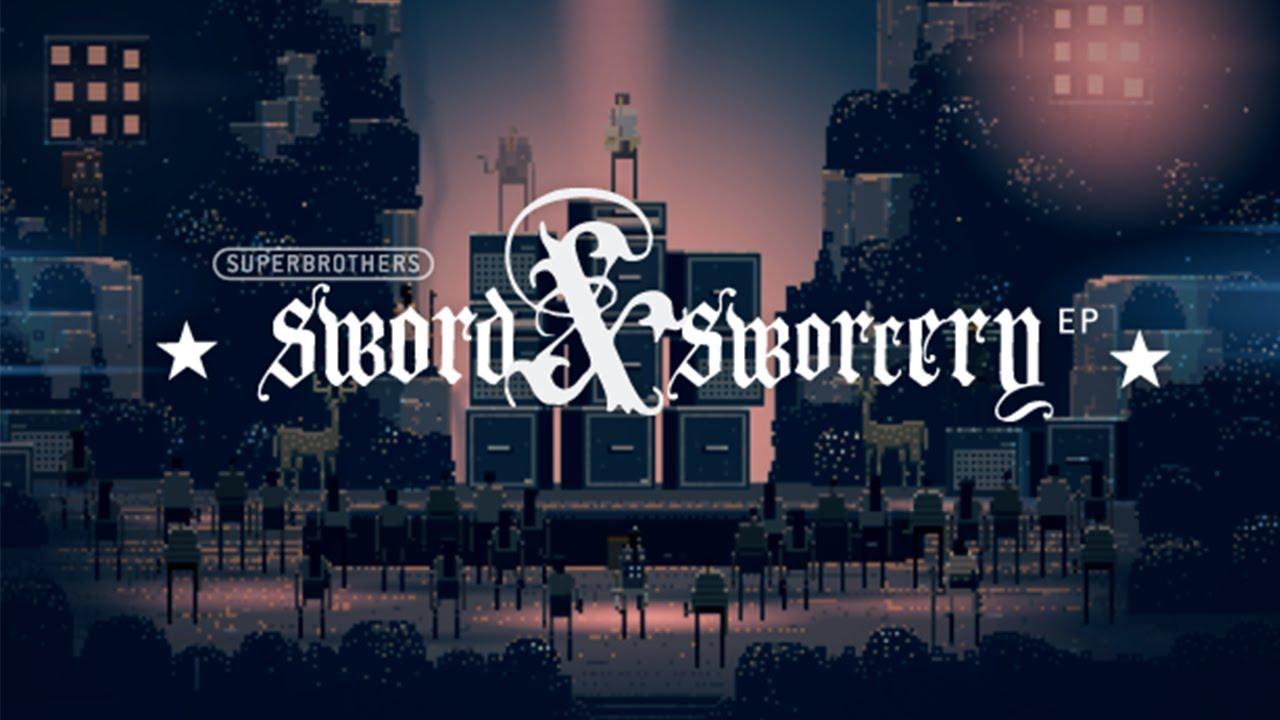Постер к Русификатор Superbrothers: Sword & Sworcery EP (текст)