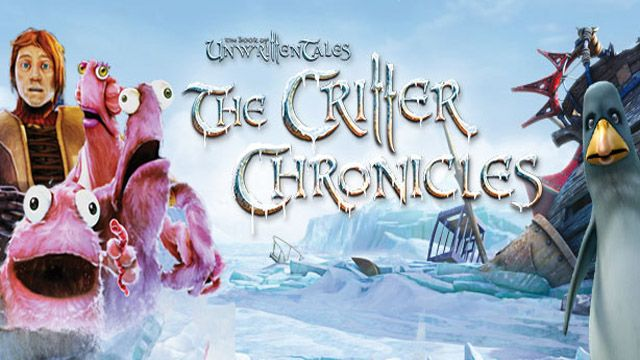 Постер к Русификатор The Book of Unwritten Tales: The Critter Chronicles (текст)