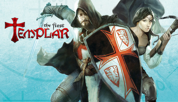 Постер к Русификатор The First Templar - Steam Special Edition (текст+звук)