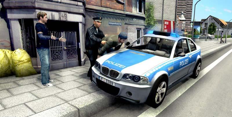 Постер к Русификатор Police Force