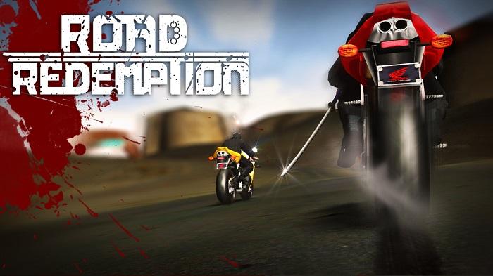 Постер к Русификатор Road Redemption