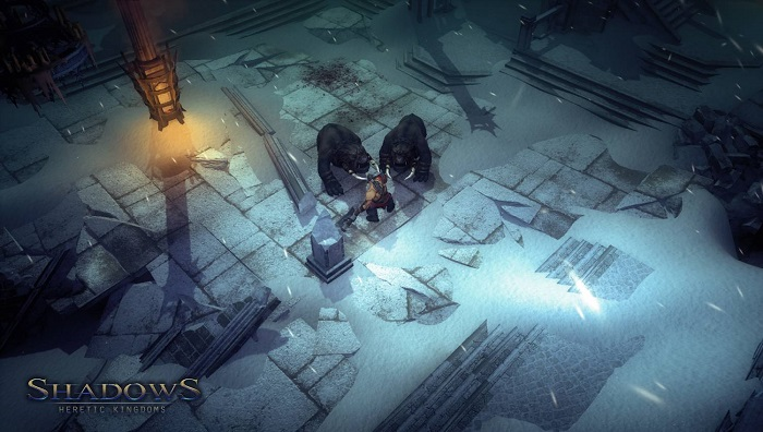 Постер к Русификатор Shadows: Heretic Kingdoms