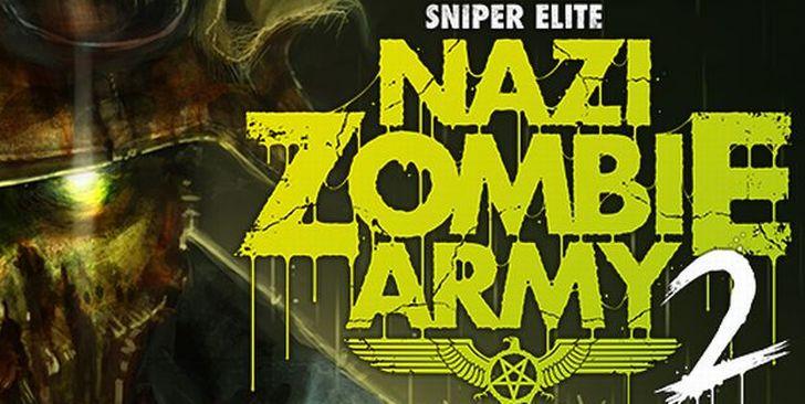 Постер к Русификатор Sniper Elite: Nazi Zombie Army 2