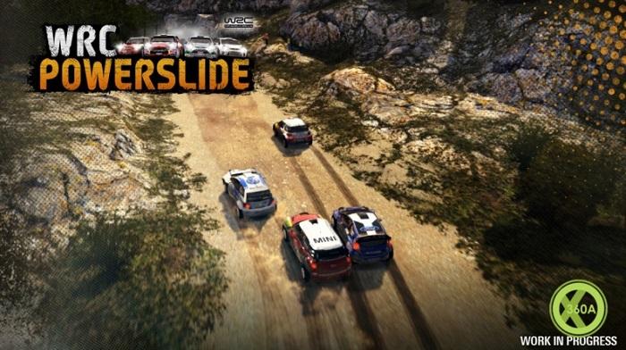 Постер к Русификатор WRC Powerslide