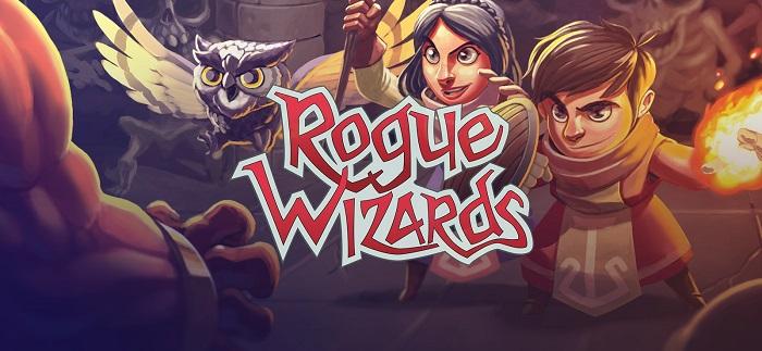 Постер к Русификатор Rogue Wizards (текст)