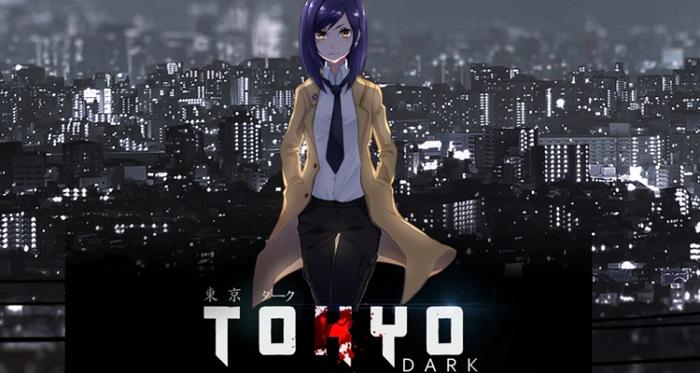 Постер к Русификатор Tokyo Dark (текст)