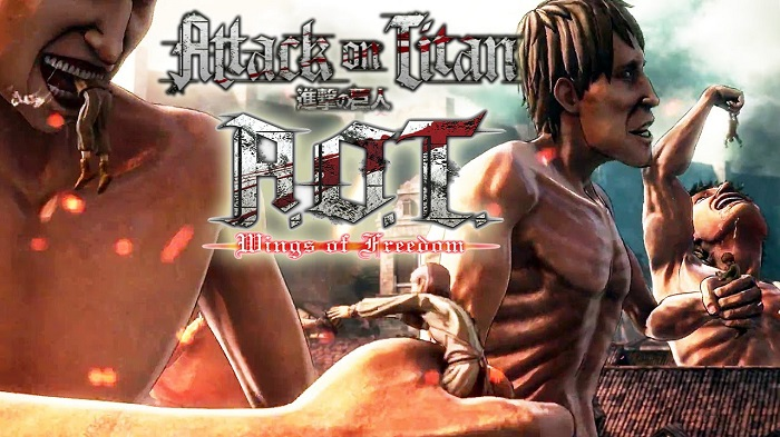 Постер к Русификатор Attack on Titan / A.O.T. Wings of Freedom