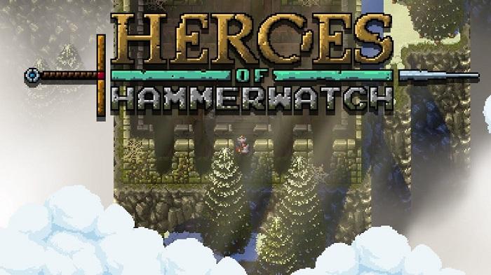 Постер к Русификатор Heroes of Hammerwatch