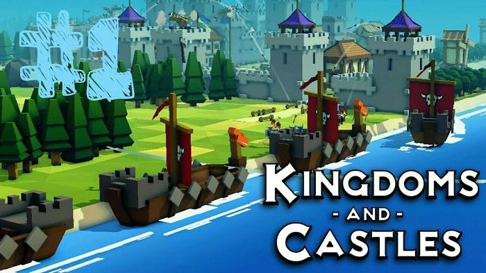 Постер к Русификатор Kingdoms and Castles