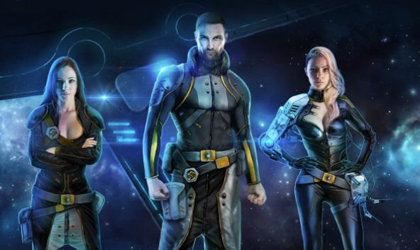 Постер к Русификатор Starpoint Gemini Warlords (Steam)