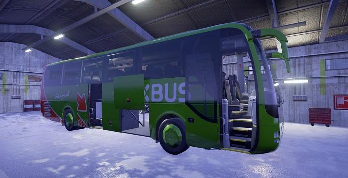 Постер к Русификатор Fernbus Simulator