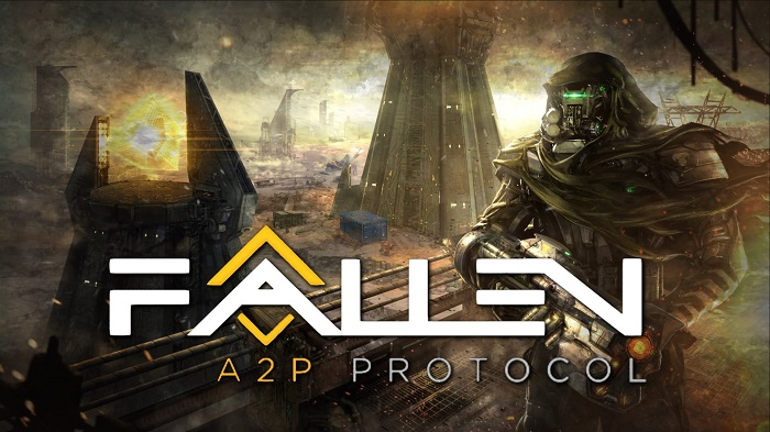 Постер к Русификатор Fallen: A2P Protocol (текст)