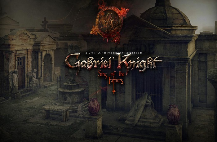 Постер к Русификатор Gabriel Knight: Sins of the Fathers (текст)