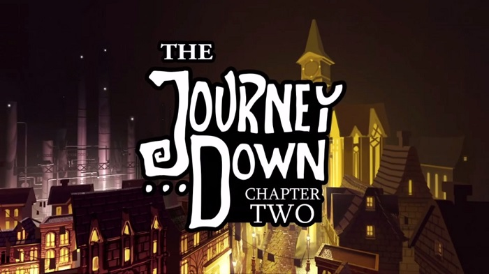 Изображение к русификатору The Journey Down: Chapter Two (текст)