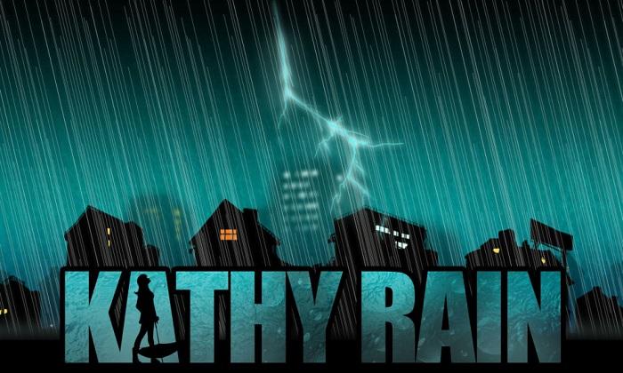 Постер к Русификатор Kathy Rain (текст)