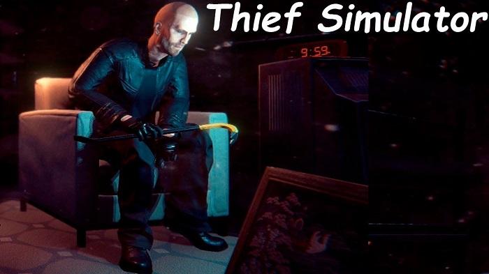 Постер к Русификатор Thief Simulator (текст, пиратка)
