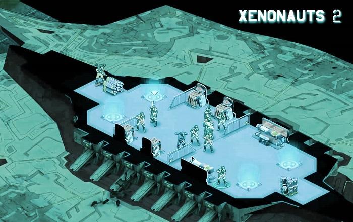 Постер к Русификатор Xenonauts 2 (текст, пиратка)