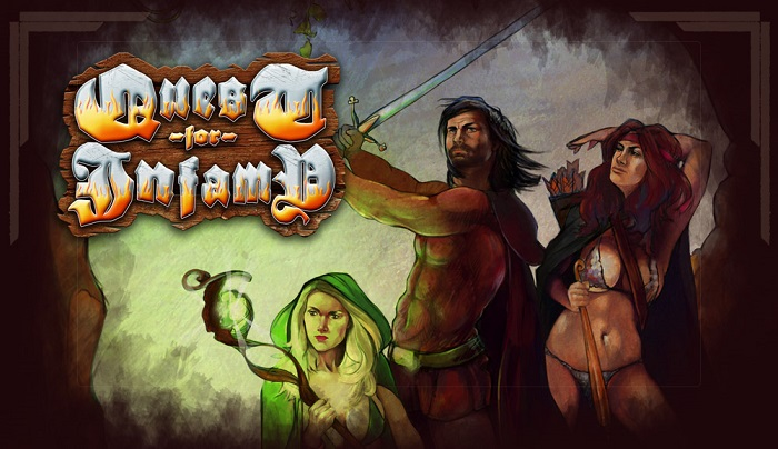 Постер к Русификатор Quest for Infamy (текст)
