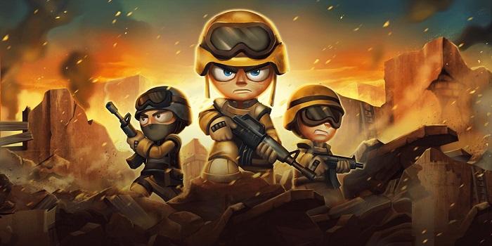 Постер к Русификатор Tiny Troopers (текст)