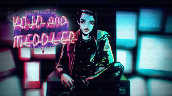 Постер к Русификатор Void And Meddler (текст)