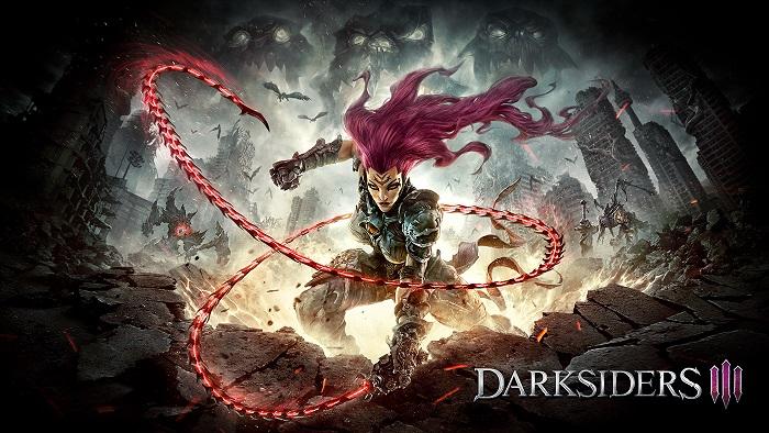 Постер к Русификатор Darksiders 3 (текст+звук, пиратка)
