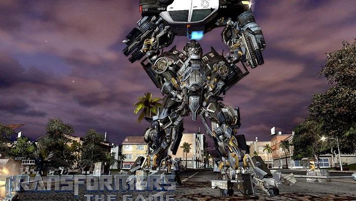 Постер к Русификатор Transformers: The Game (текст)
