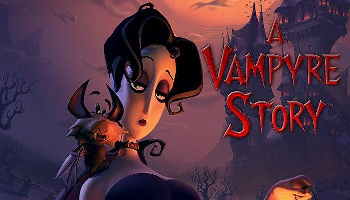 Постер к Русификатор A Vampires Story (текст)