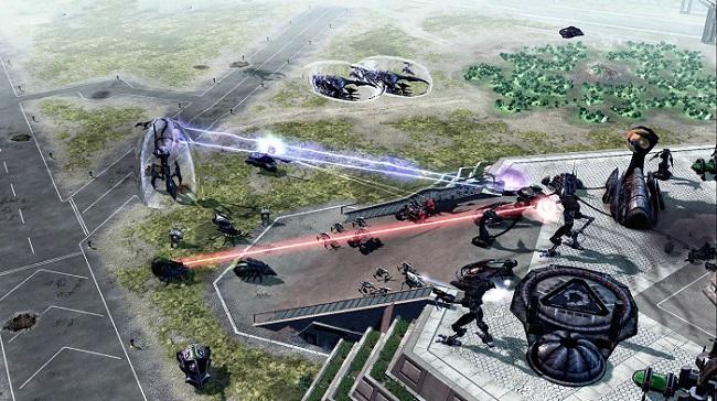 Постер к Русификатор Command & Conquer 3: Tiberium Wars (текст)