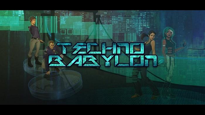 Постер к Русификатор Technobabylon (текст)