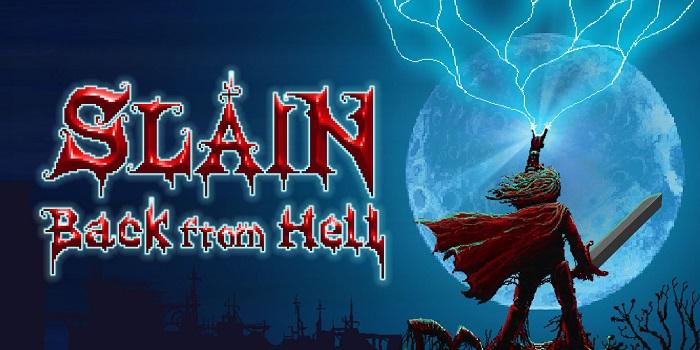 Постер к Русификатор Slain: Back from Hell (текст)