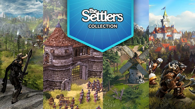 Постер к Русификатор The Settlers History Collection (текст)