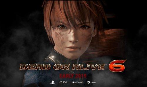 Постер к Русификатор Dead or Alive 6