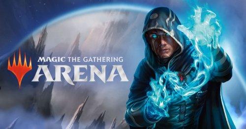 Постер к Русификатор Magic: The Gathering Arena (текст)