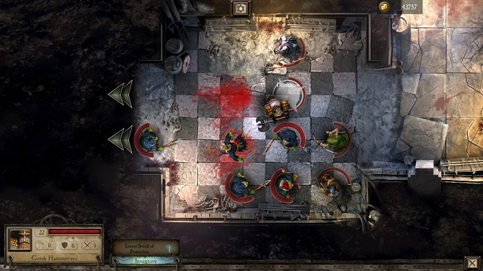 Постер к Русификатор Warhammer Quest (текст)