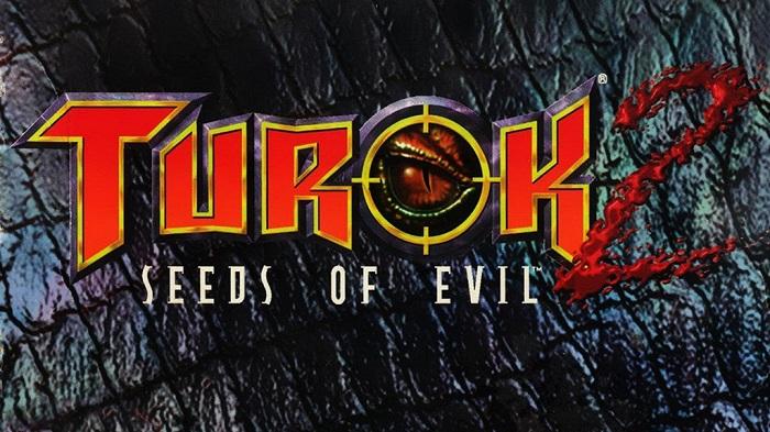 Постер к Русификатор Turok 2: Seeds of Evil (текст)