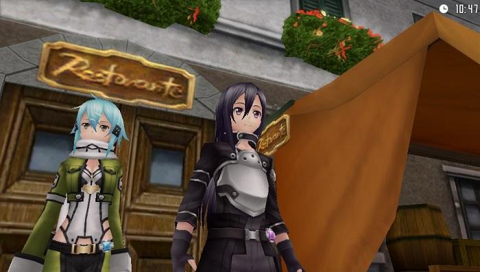 Постер к Русификатор Sword Art Online: Hollow Fragment