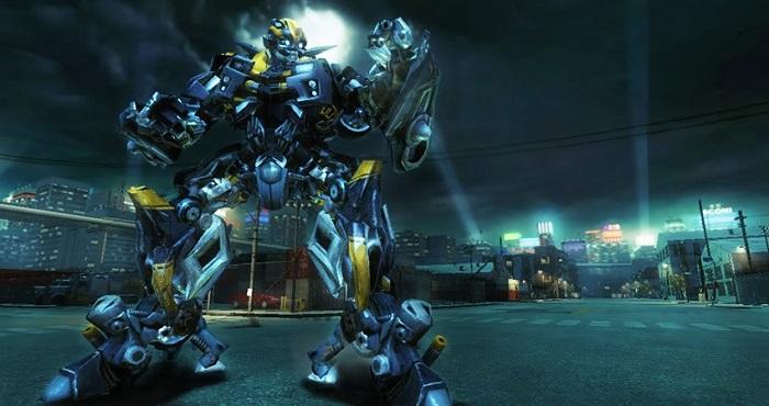 Постер к Русификатор Transformers: Revenge of the Fallen - The Game (текст+звук)