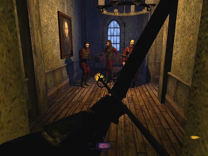 Постер к Русификатор Thief: The Dark Project (текст)