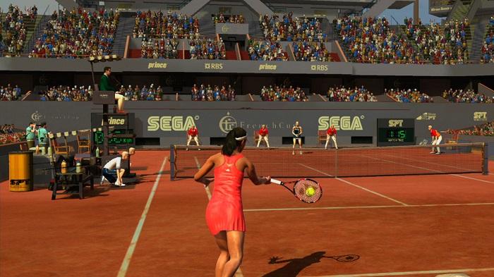 Постер к Русификатор Virtua Tennis 2009 (текст)