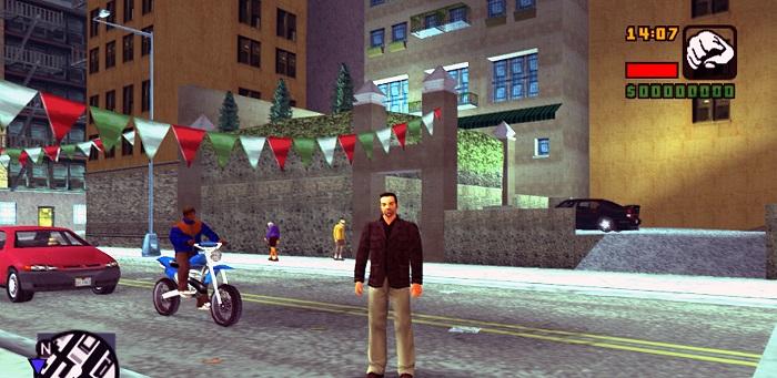 Постер к Русификатор Grand Theft Auto: Liberty City Stories (текст)