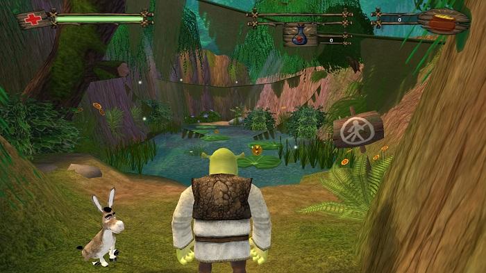 Постер к Русификатор Shrek 2: The Game (текст)