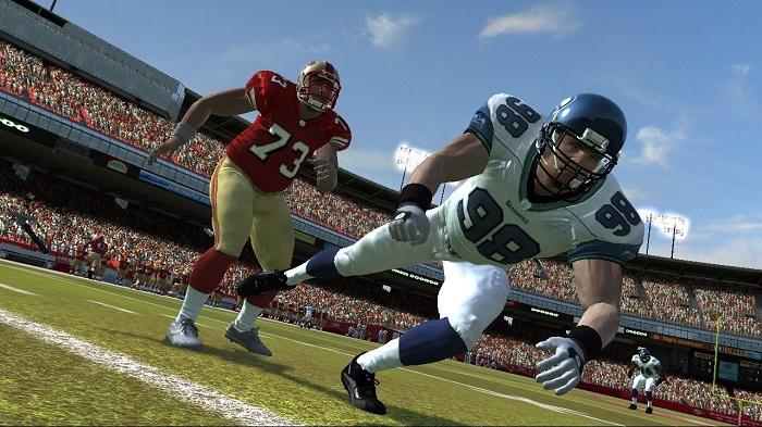 Постер к Русификатор Madden NFL 08 (текст)