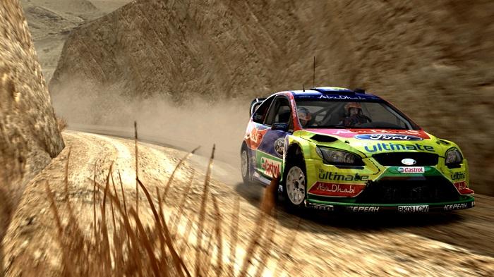 Постер к Русификатор WRC: FIA World Rally Championship (текст+звук)